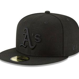 New Era KID'S Oakland A's hat